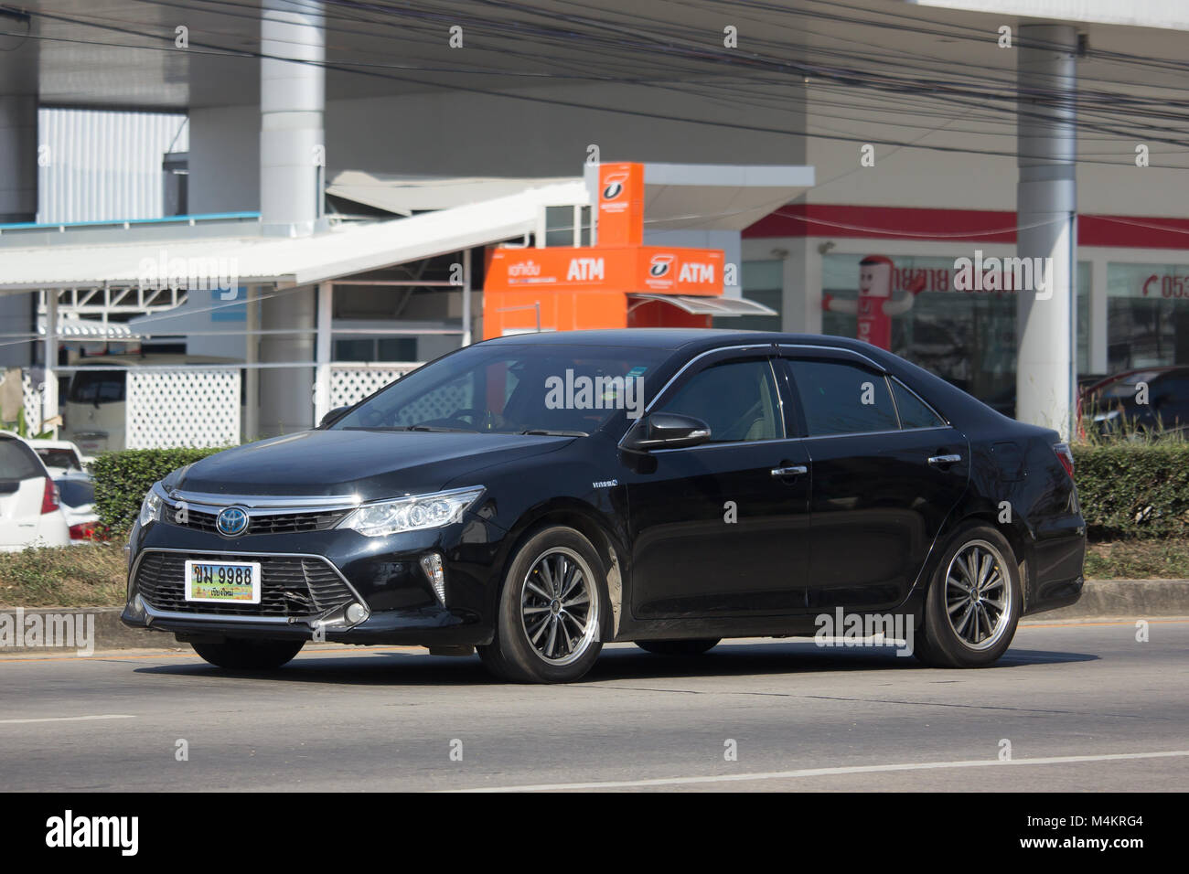 all new camry 2018 thailand tanduk depan grand veloz chiang mai january 16 private car toyota on road no 1001 8 km from chiangmai business area
