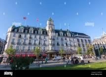 Grand Hotel Oslo Stock &