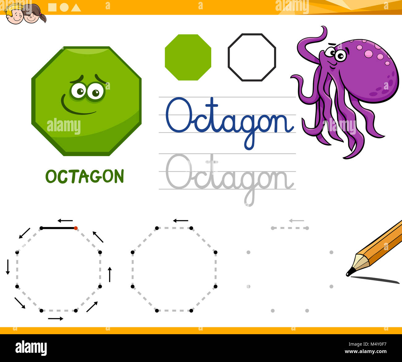 Octagon Shapes Stock Photos Amp Octagon Shapes Stock Images