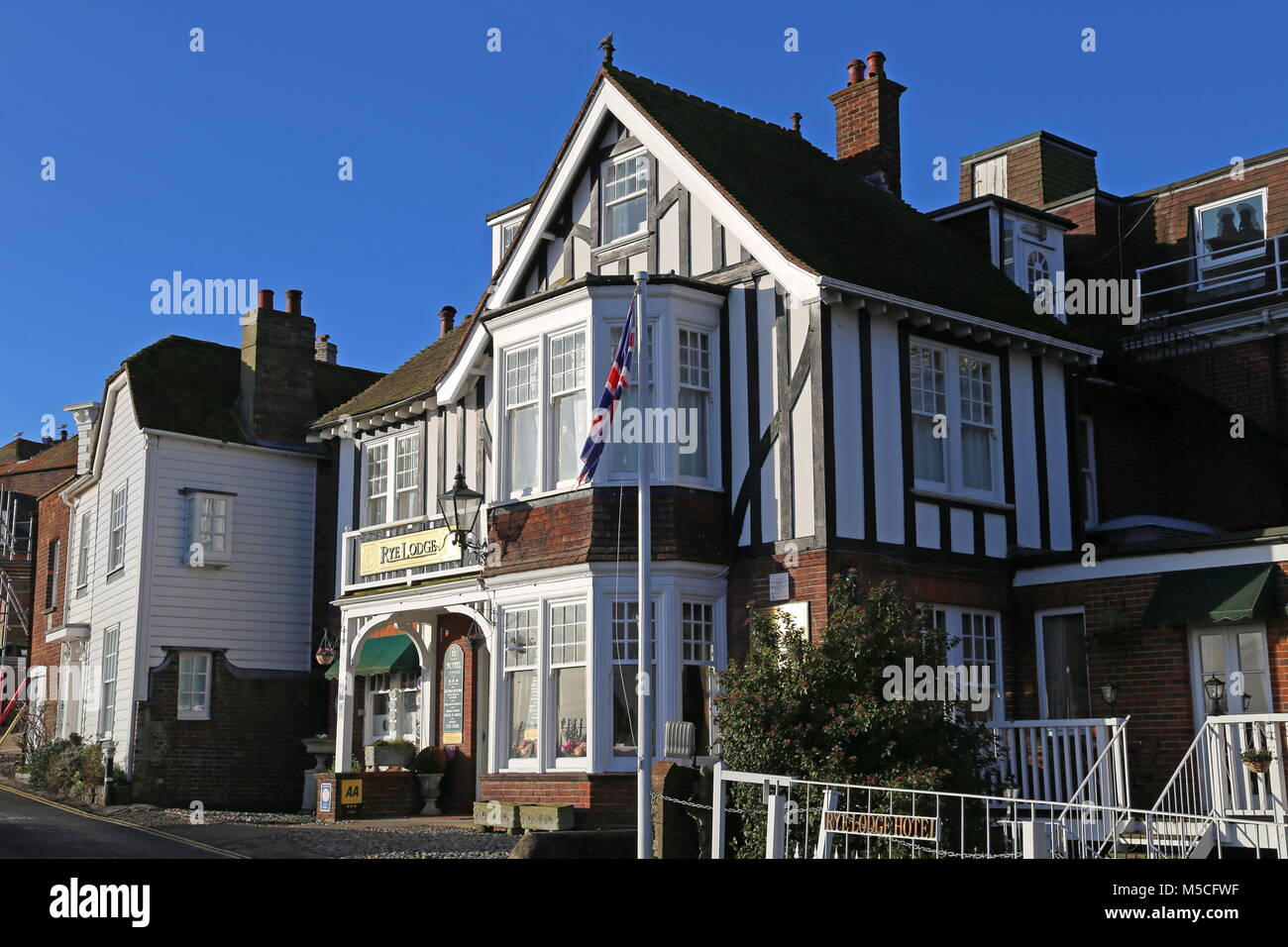 Rye Lodge Hotel And Spa Hilder S Cliff Rye East Sussex