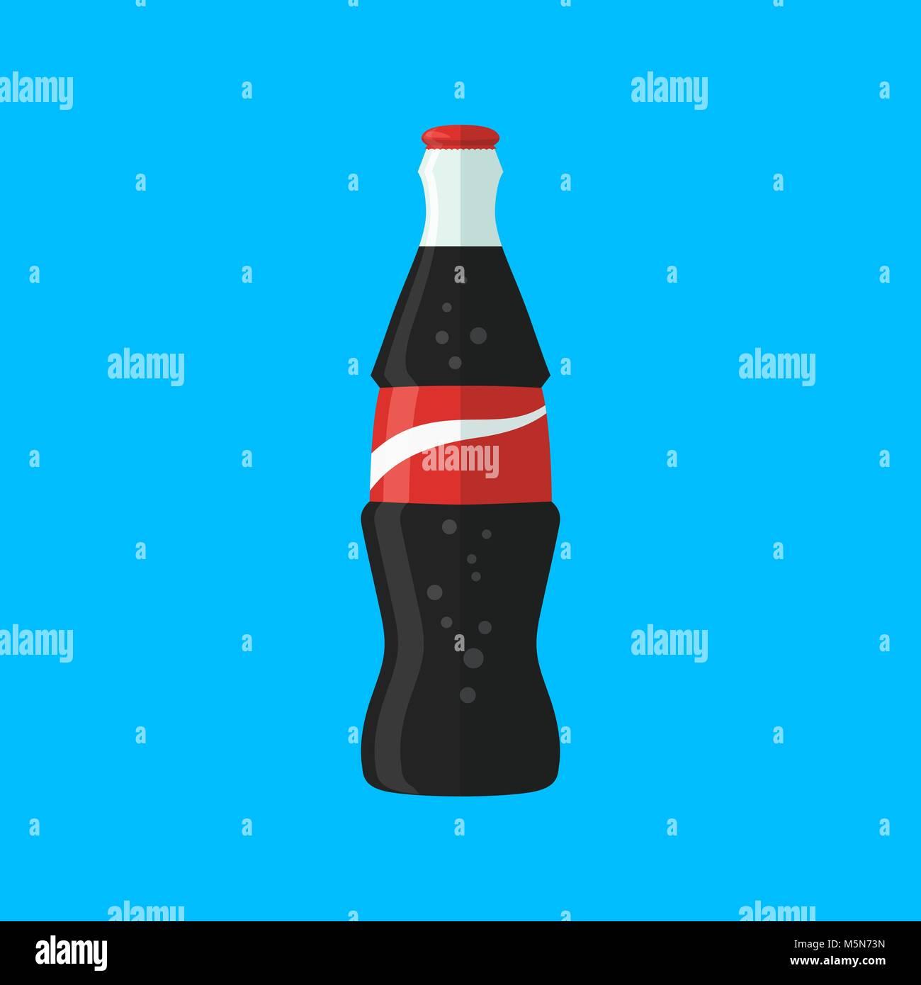 cola bottle soda bottle