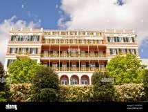 Grand Hotel Imperial Dubrovnik Croatia Stock