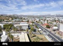 Aerial View Of Center Windhoek Capital