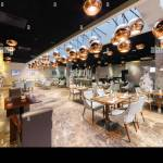 Modern Luxurious Restaurant High Resolution Stock Photography And Images Alamy