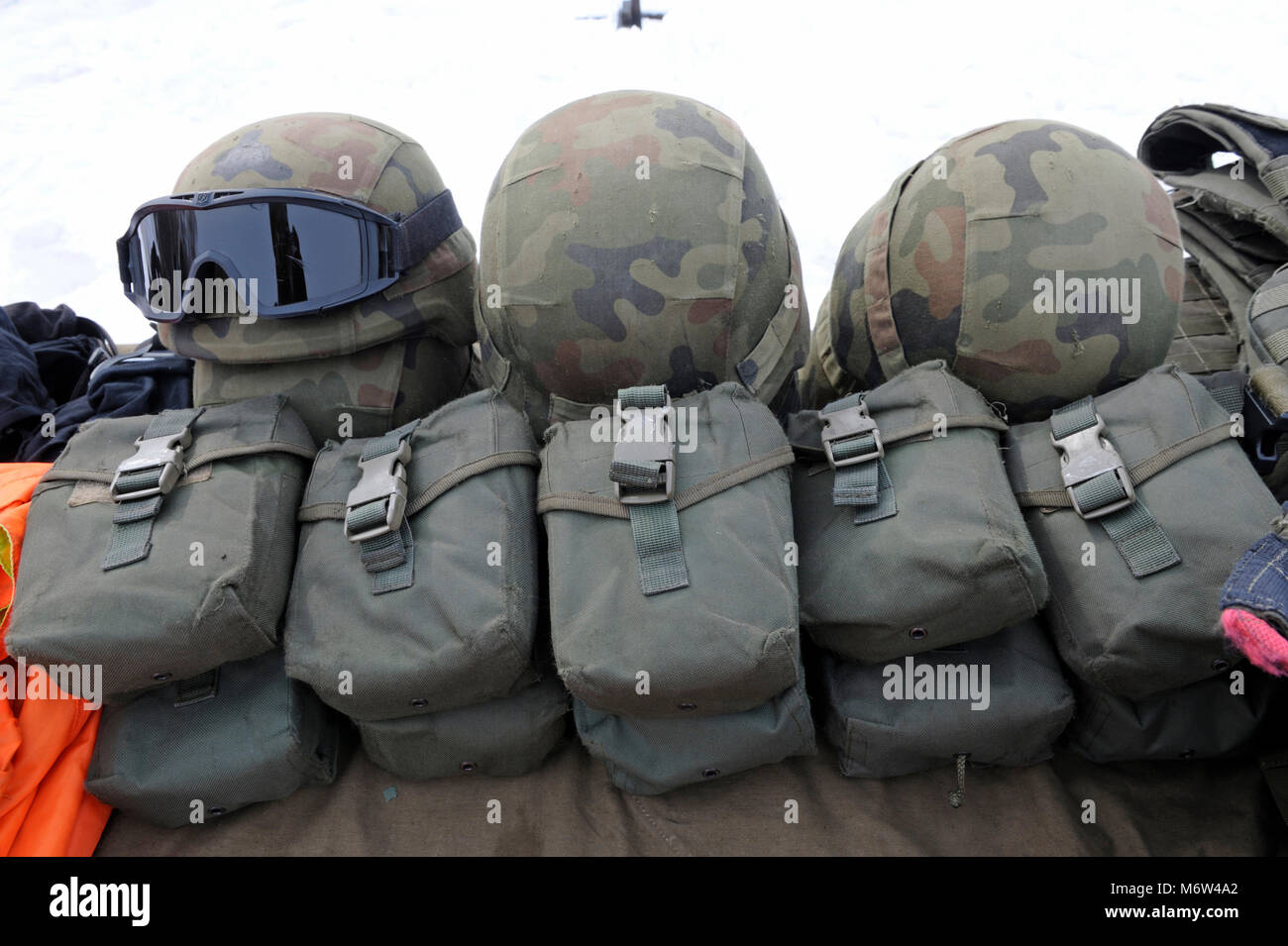 Military Equipment Stock Photos & Military Equipment Stock