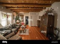 Santa Fe Style Interior Design Living Rooms. santa fe ...