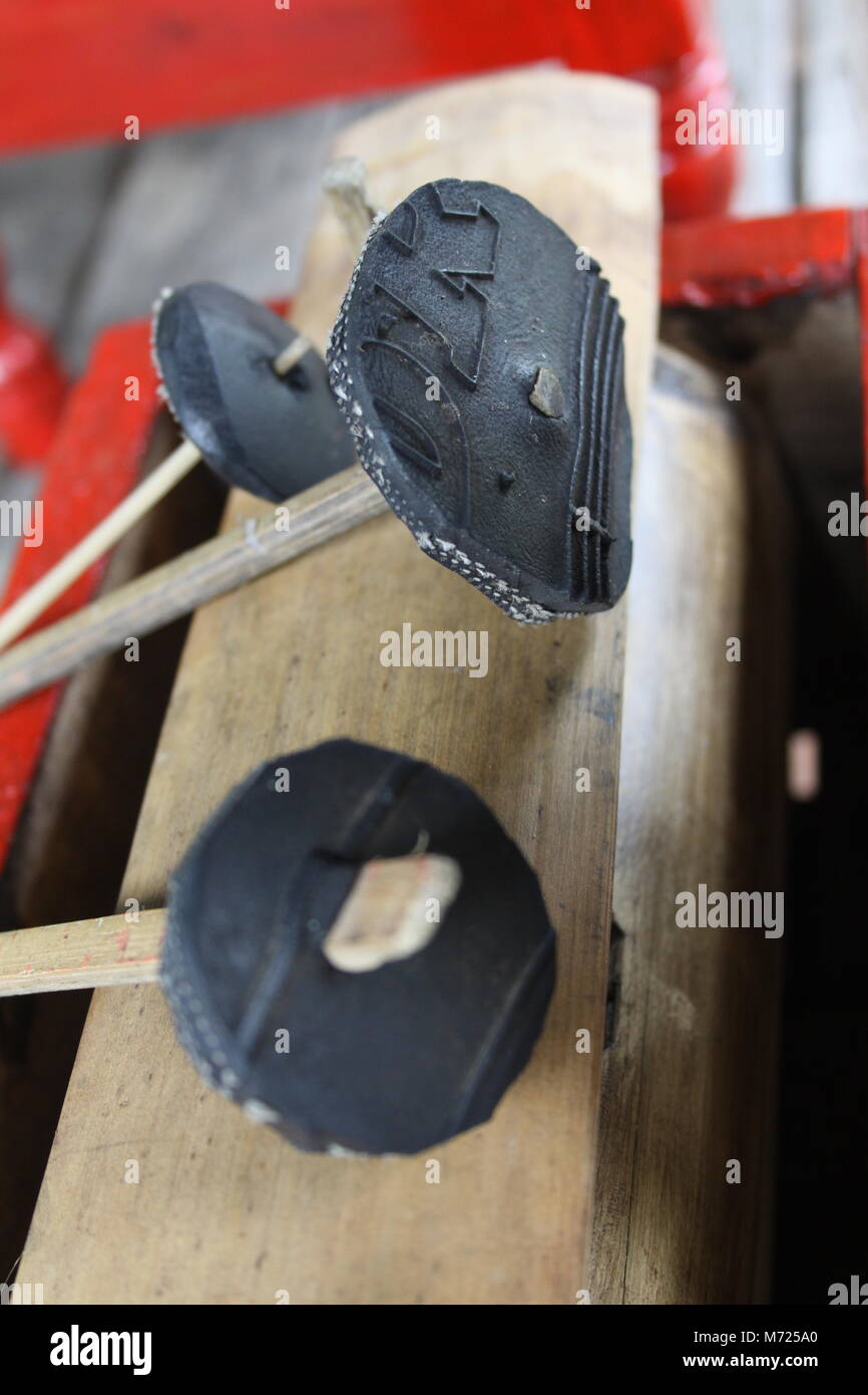 Puerto Traditional Instrument Rico