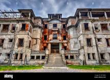 Abandoned Mountain Hotel Milan Italy
