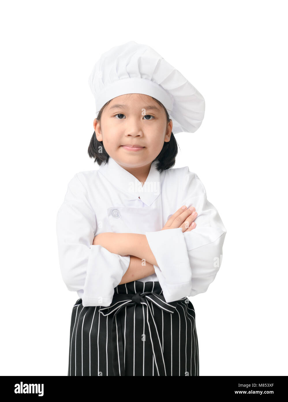 cook hat stock photos