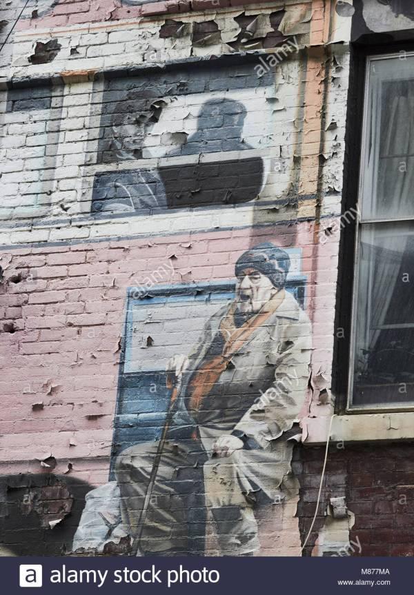 Toronto Wall Mural Stock &
