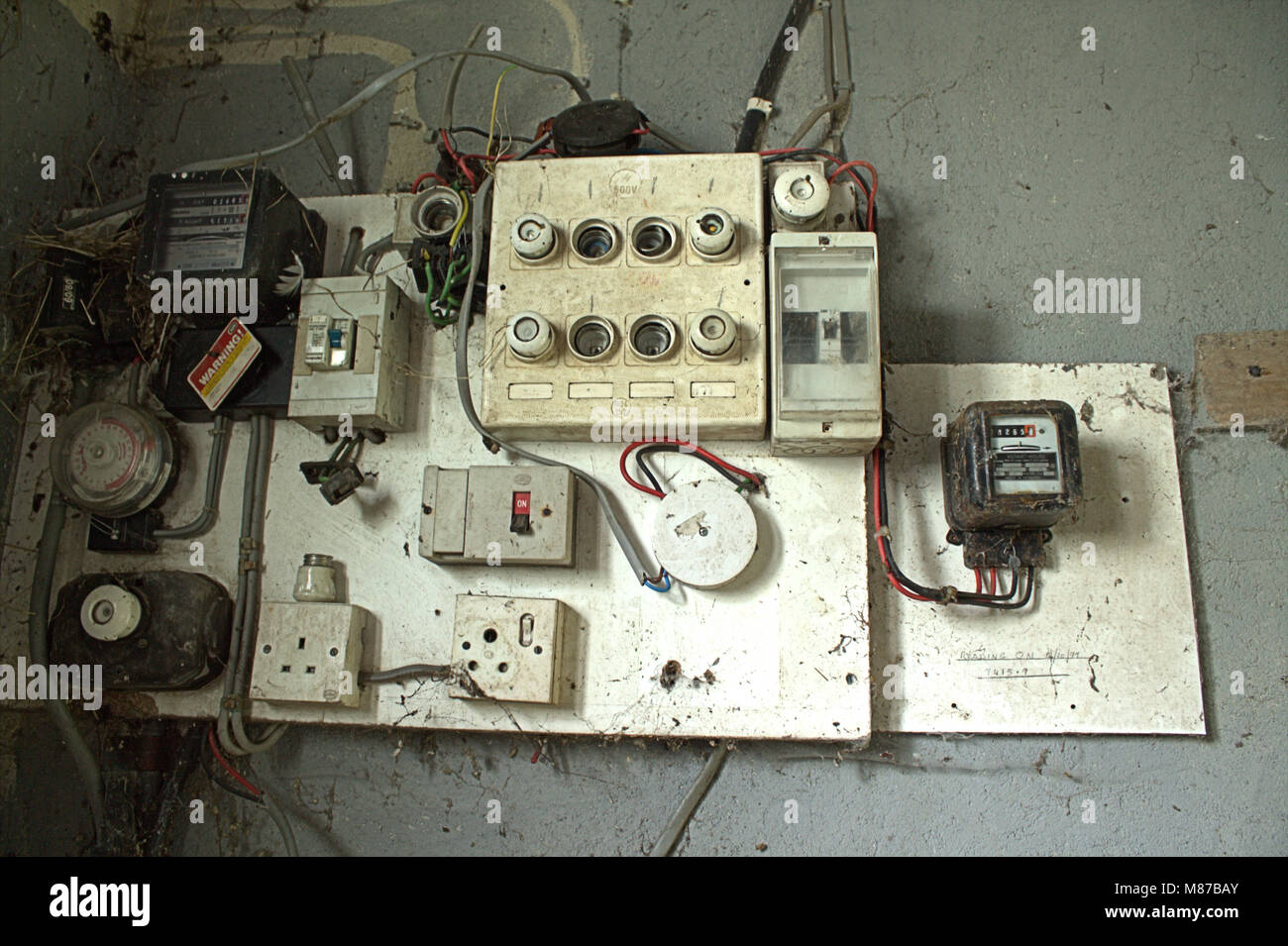hight resolution of old fuses fuse box stock photos u0026 old fuses fuse box stock imagesold fuse board