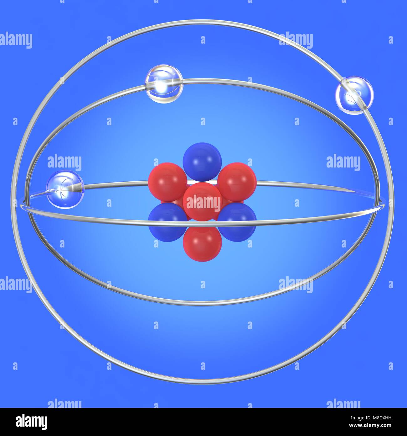 neon atom diagram nissan tiida radio wiring atomic structure stock photos and