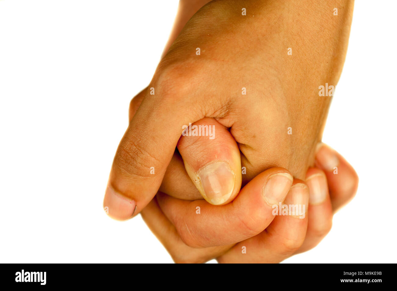 Shake Hand Marriage Couple High Resolution Stock Photography And Images Alamy