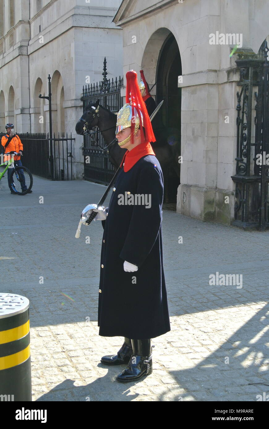 And Guard Red Black Uniforms Dress Winter