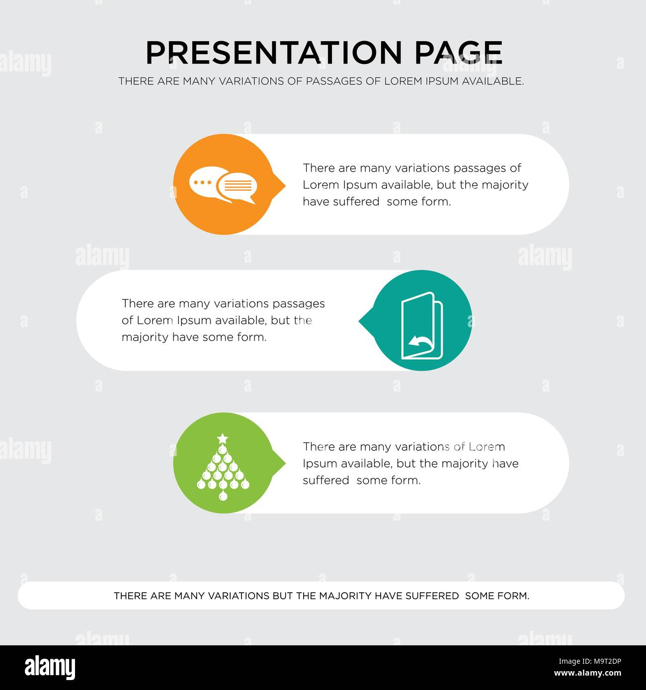 Board Presentation Template