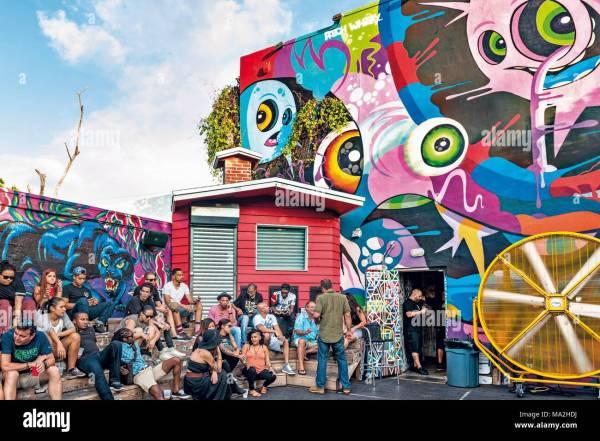 Wynwood Art Walk Miami