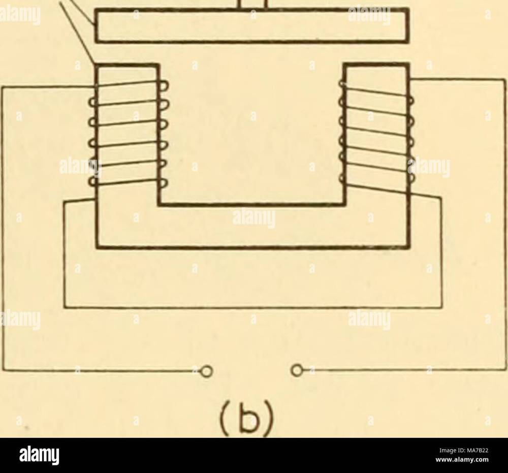 medium resolution of electronic apparatus for biological research figure 33 23 elementary moving iron transducers