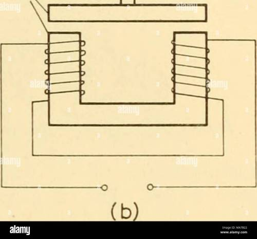 small resolution of electronic apparatus for biological research figure 33 23 elementary moving iron transducers