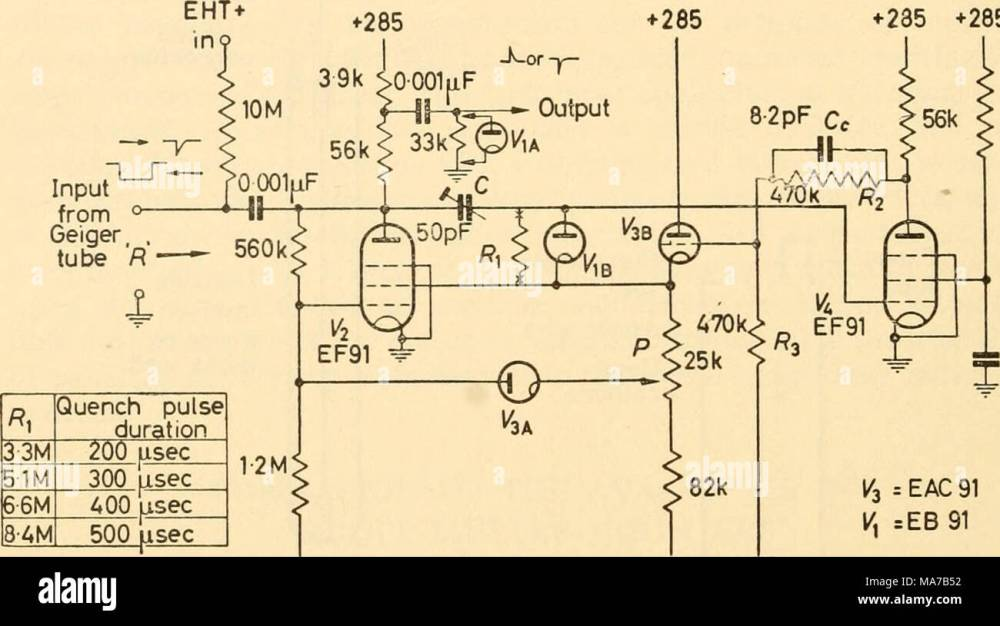 medium resolution of if 1 3 eac 91 h eb 91 95 95 95 figure 31 5 quench probe redrawn a e r e type 1014 the cathode