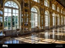 Catherine Palace Ballroom Stock &