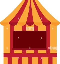 circus ticket box icon vector illustration design stock vector [ 790 x 1390 Pixel ]