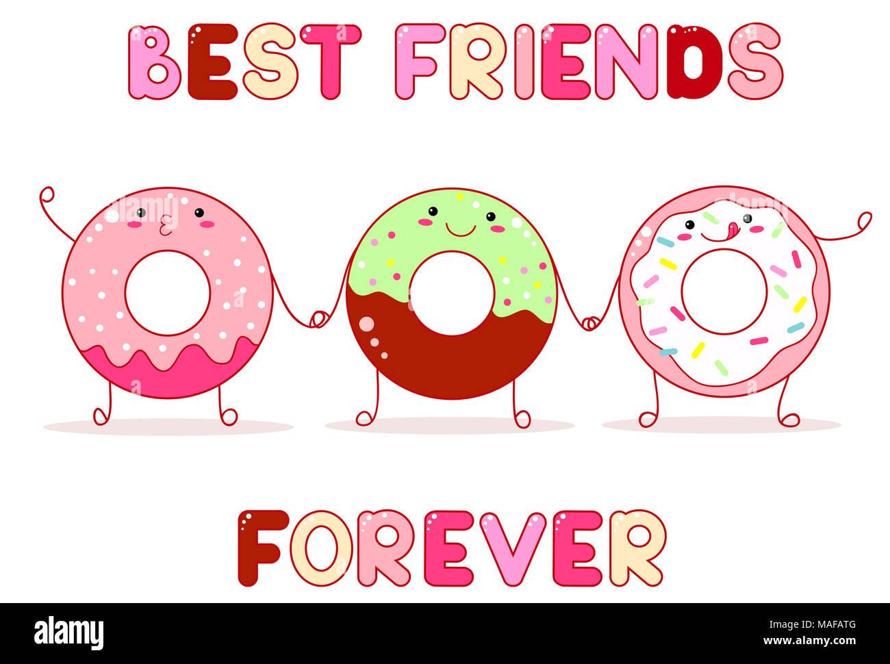 best friends forever stock