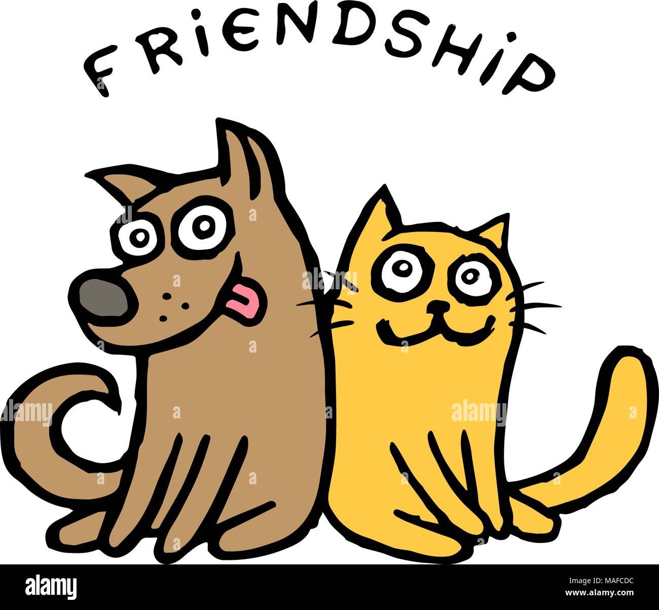 friendship dog kik and
