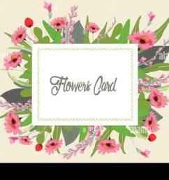 gouache flowers clipart pretty flowers wedding stock image [ 1300 x 952 Pixel ]