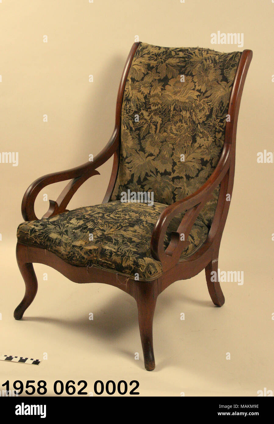 Body Built Chairs This Chair Along With A Matching Set Of Arm Chairs And Sofa Were