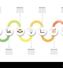 infographic design template and marketing icons template for diagram graph presentation and round chart business concept with 7 options parts st [ 1300 x 1008 Pixel ]