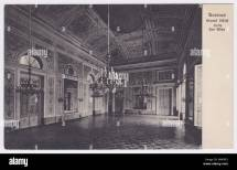 Interior Grand Ballroom Stock &