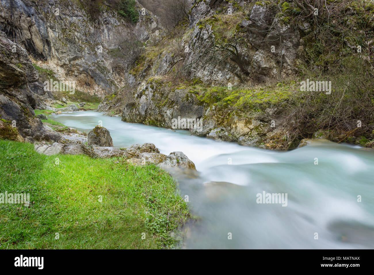 Cold Creek Canyon