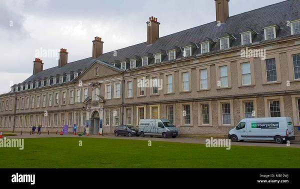 Museum Of Modern Art Dublin Stock &