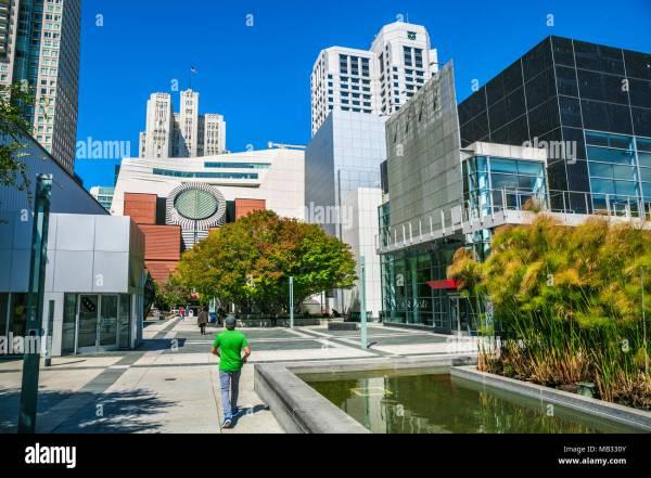 San Francisco Museum Of Modern Art Stock &
