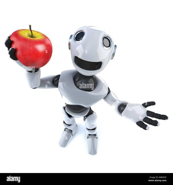 Automaton Robot Machine Humanoid Stock &