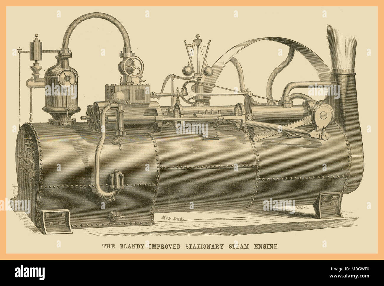 Steam Engine Diagram Ludwig Steam Engine And Boiler