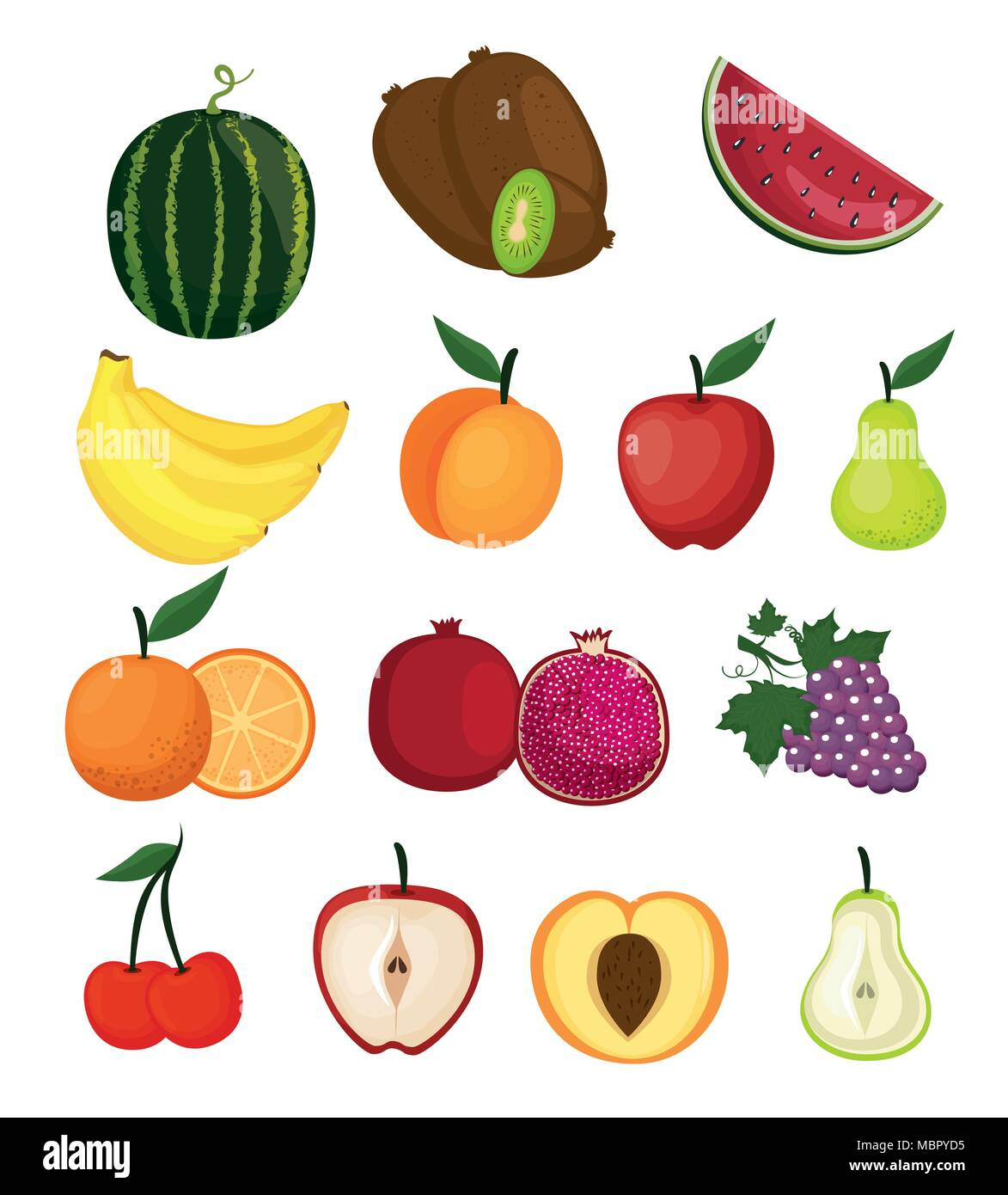 Healthy Food Cut Out Worksheet