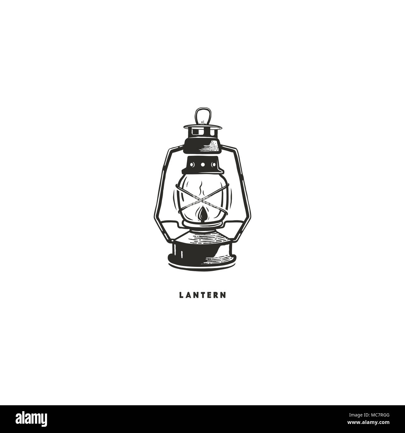 Oil Lamp Antique Drawing High Resolution Stock Photography And Images Alamy