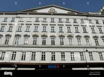 Graben In Vienna Stock &