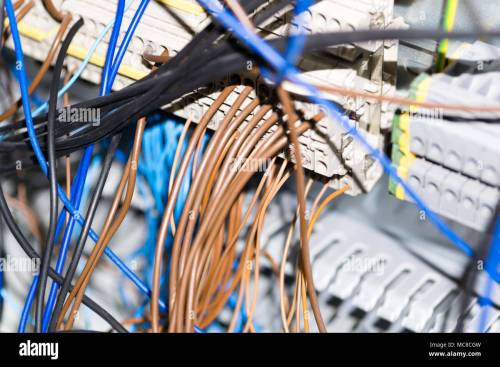 small resolution of electrical equipment components installation in fuse box wiring and connections