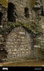 castle medieval walls alamy