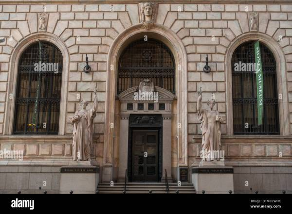 Money Museum Stock & - Alamy