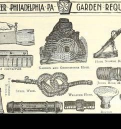 garden requisites 199 sherman hose gem clamp nozzle cooper hose mender hose  [ 1300 x 745 Pixel ]
