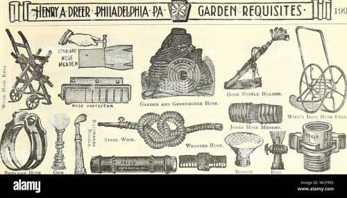 small resolution of garden requisites 199 sherman hose gem clamp nozzle cooper hose mender hose