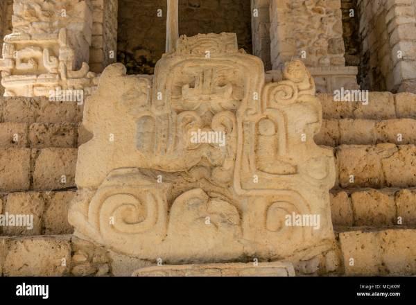 Mayan Artifacts Stock & - Alamy
