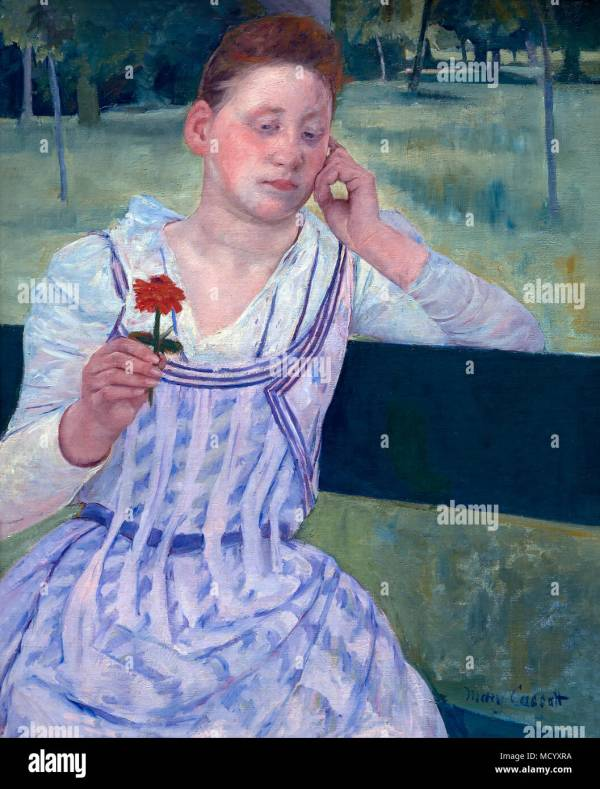 Mary Cassatt Stock & - Alamy