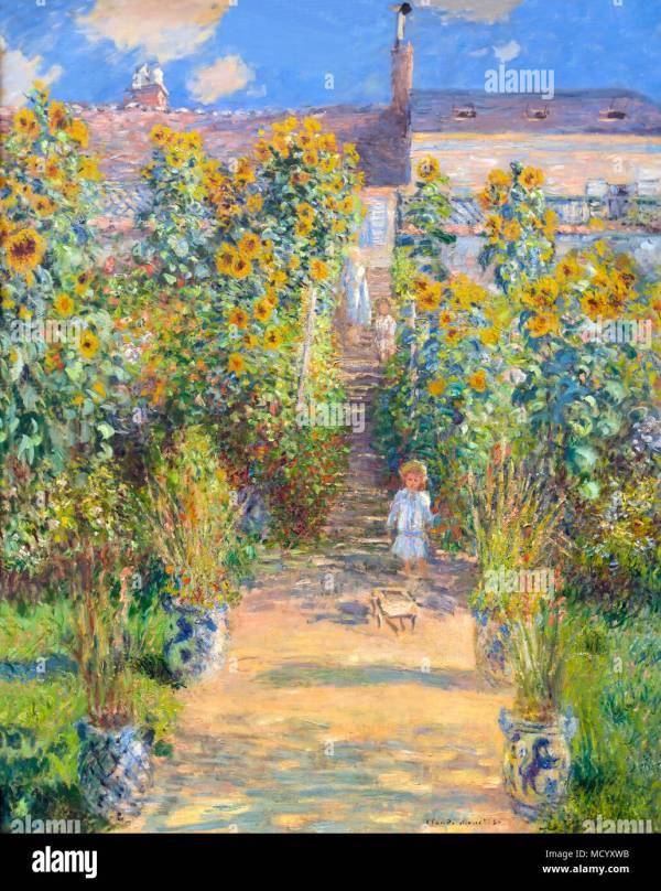 1880 Monet Stock &