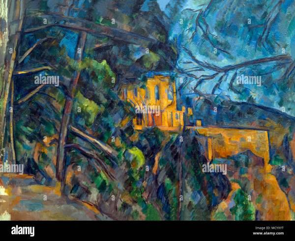 Cezanne Stock & - Alamy