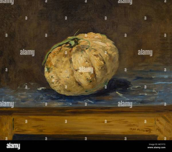 Impressionism Painting Manet Stock &