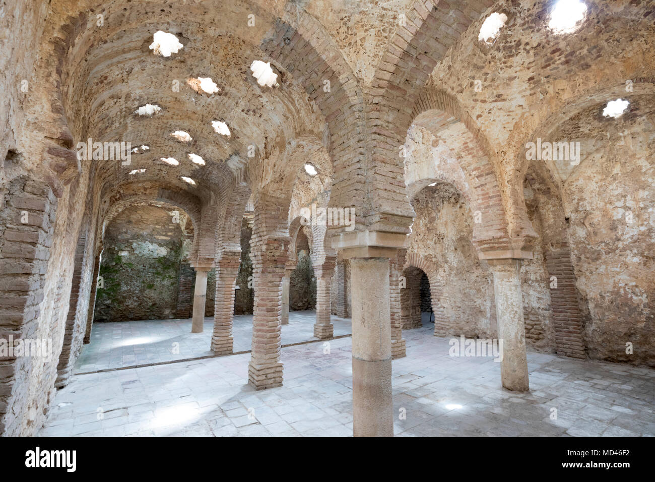 Baños Arabes Jerez Arab Baths Stock Photos And Arab Baths Stock Images Alamy